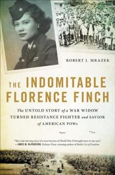 Book Cover: 'The indomitable Florence Finch'
