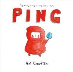 Book Cover: 'Ping'