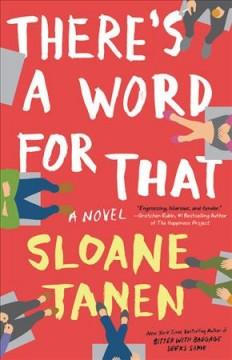 Book Cover: 'Theres a word for that'
