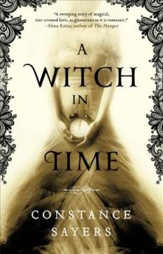Book Cover: 'A witch in time'