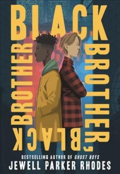 Book Cover: 'Black brother black brother'
