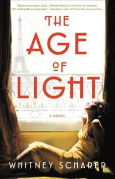 Book Cover: 'The age of light'