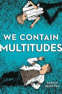Book Cover: 'We contain multitudes'