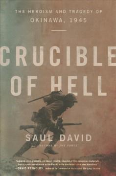 Book Cover: 'Crucible of hell'