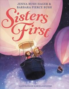 Book Cover: 'Sisters first'