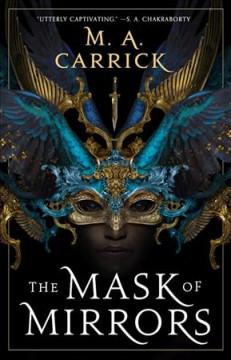 Book Cover: 'The mask of mirrors'