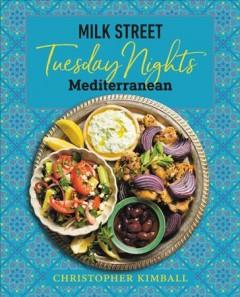 Book Cover: 'Tuesday nights Mediterranean'