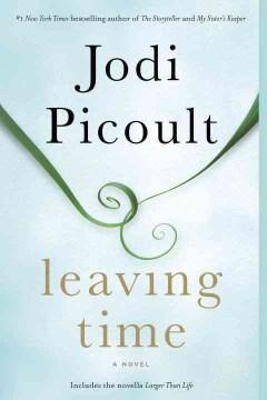 Leaving Time book cover