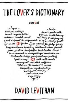 'The Lover's Dictionary' by David Levithan