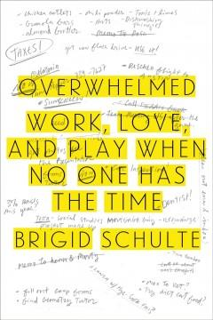 'Overwhelmed'  by  Brigid Schulte