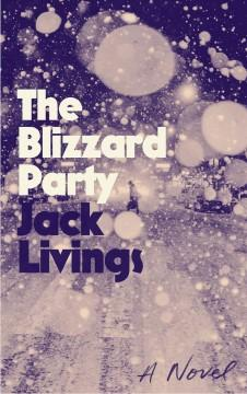 Book Cover: 'The blizzard party'
