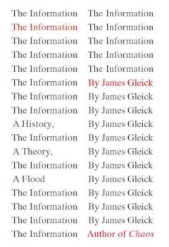'The Information: A History, a Theory, a Flood' by James Gleick