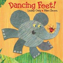 'Dancing Feet!' by Lindsey Craig