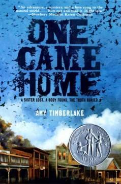 'One Came Home' by Amy Timberlake