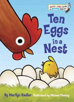 'Ten Eggs in a Nest' by Marilyn Sadler