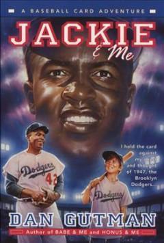 'Jackie & Me (A Baseball Card Adventure #2)' by Dan Gutman