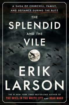 Book Cover: 'The splendid and the vile'