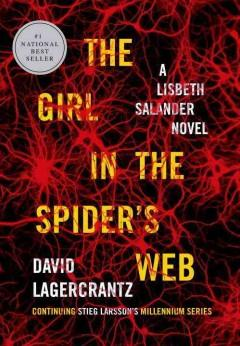 'The Girl in the Spider's Web' by David Lagercrantz