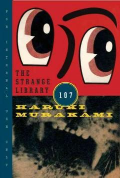 Cover: 'The Strange Library'