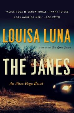 Book Cover: 'The Janes'