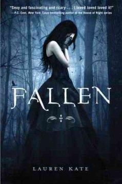 'Fallen (Fallen, #1)' by Lauren Kate