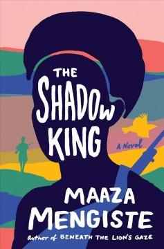 Book Cover: 'The shadow king'