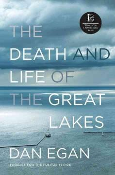 Cover: 'The Death and Life of the Great Lakes'