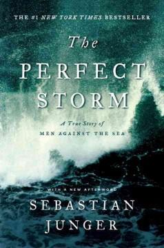 'The Perfect Storm: A True Story of Men Against the Sea' by Sebastian Junger