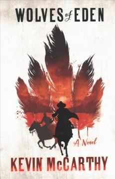 Book Cover: 'Wolves of Eden'