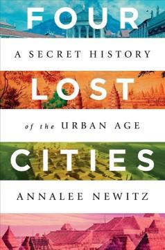 Book Cover: 'Four lost cities'