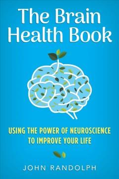 Book Cover: 'The brain health book'