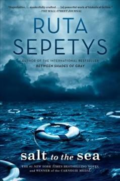 'Salt to the Sea' by Ruta Sepetys