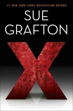 'X (Kinsey Millhone, #24)' by Sue Grafton