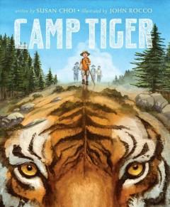 Book Cover: 'Camp tiger'