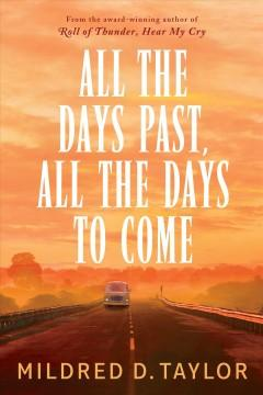 Book Cover: 'All the days past all the days to come'