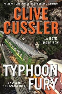 TYPHOON FURY : A NOVEL OF THE OREGON FILES