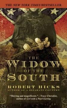 Widow of the South book cover