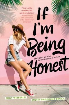 Book Cover: 'If Im being honest'
