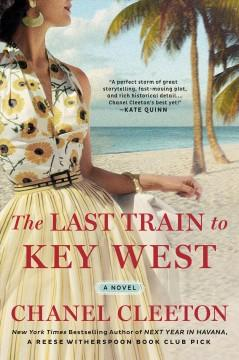 Book Cover: 'The last train to Key West'