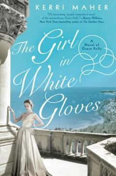 Book Cover: 'The girl in white gloves'