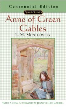 'Anne of Green Gables (Anne of Green Gables, #1)' by L.M. Montgomery