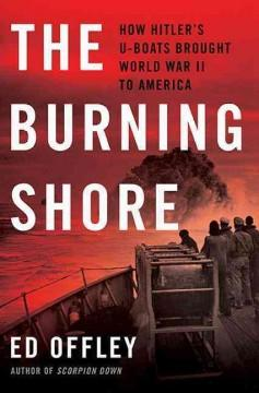 Cover: 'The Burning Shore'