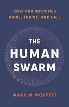 Book Cover: 'The human swarm'