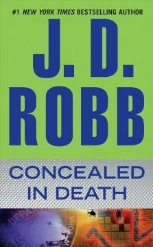 'Concealed in Death' by J.D. Robb