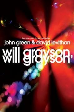 Cover: 'Will Grayson, Will Grayson'