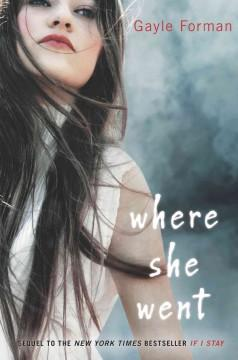 Cover: 'Where She Went'