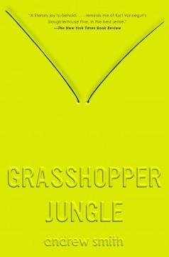 Cover: 'Grasshopper Jungle'