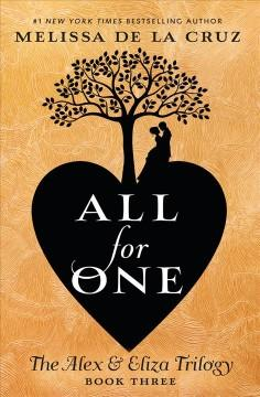 Book Cover: 'All for one'