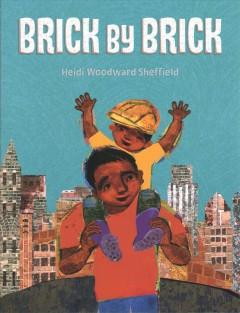 Book Cover: 'Brick by brick'