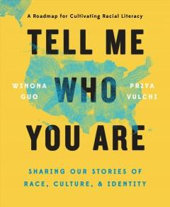 Book Cover: 'Tell me who you are'